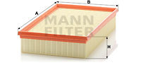 Vzduchový filter MANN+HUMMEL GmbH