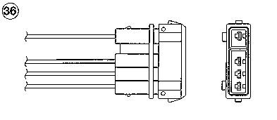 Lambda sonda NGK