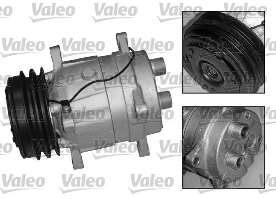 Kompresor klimatizácie Valeo Service