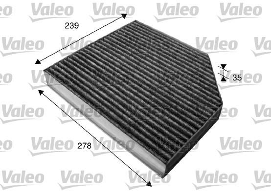 Filter vnútorného priestoru Valeo Service