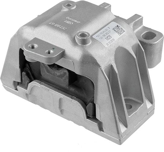 Ulożenie motora LEMFÖRDER