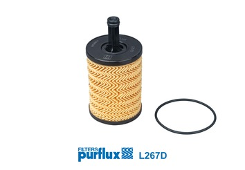 Olejový filter PURFLUX