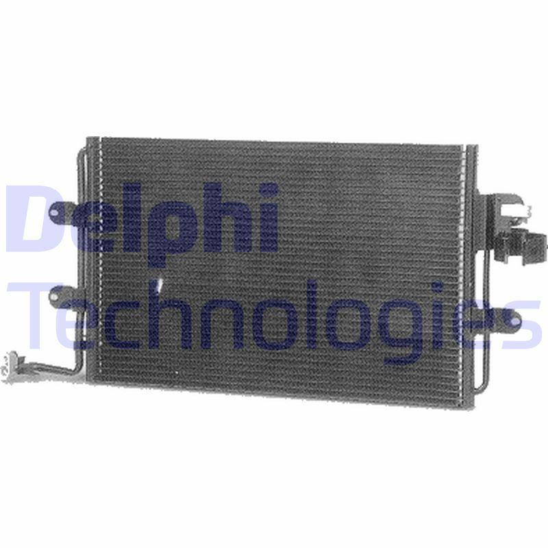 Kondenzátor klimatizácie Delphi Technologies Aftermarket