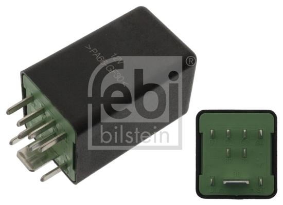 Relé żeraviaceho systému Ferdinand Bilstein GmbH + Co KG