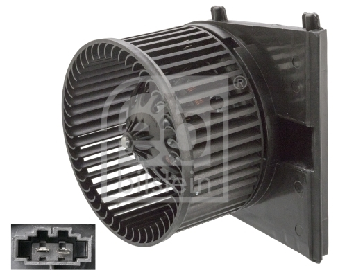 Vnútorný ventilátor Ferdinand Bilstein GmbH + Co KG