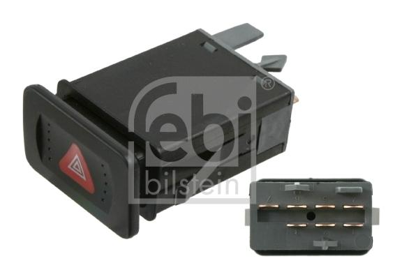 Vypínač výstrażných smeroviek Ferdinand Bilstein GmbH + Co KG