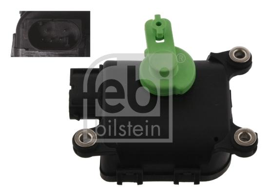 Prepínací ventil ventilačných klapiek Ferdinand Bilstein GmbH + Co KG