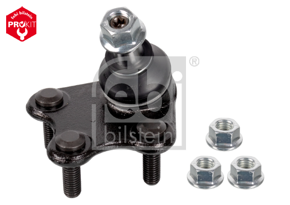 Zvislý/nosný čap Ferdinand Bilstein GmbH + Co KG