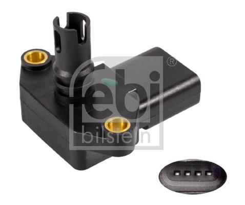 Snímač tlaku v sacom potrubí Ferdinand Bilstein GmbH + Co KG