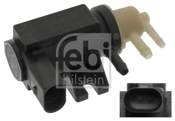 Menič tlaku, Riadenie výfukových plynov Ferdinand Bilstein GmbH + Co KG
