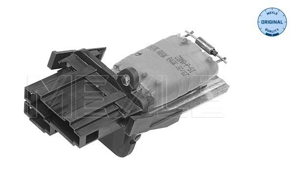 Odpor vnútorného ventilátora MEYLE (dostupnosť 48 hodín.)