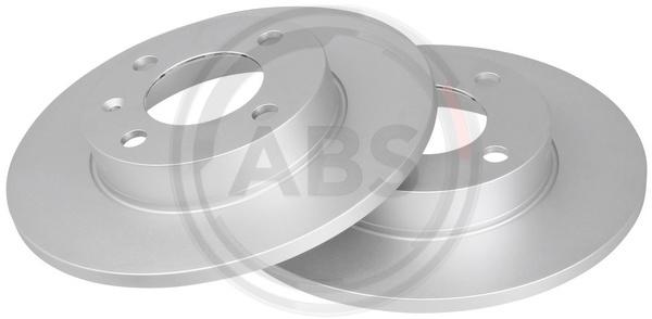 Brzdový kotúč A.B.S. ALL BRAKE SYSTEMS BV.