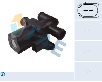Regulačný ventil chladenia FRANCISCO ALBERO S.A.