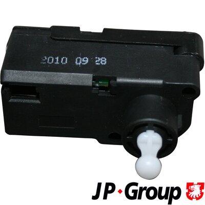 Regulátor pre výżkové nastavenie svetlometov JP Group A/S
