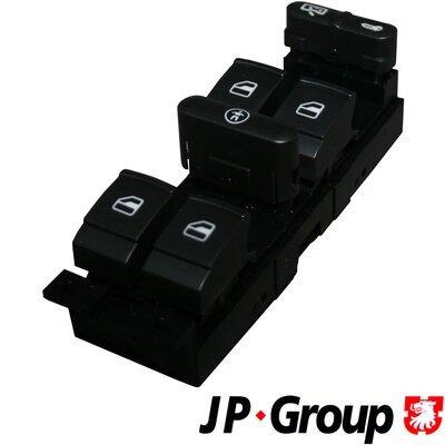 Spínač elektrického otvárania okien JP Group A/S