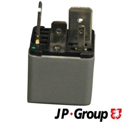 Relé żeraviaceho systému JP Group A/S