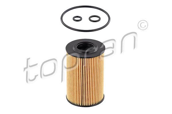 Olejový filter Hans Pries GmbH & Co. KG