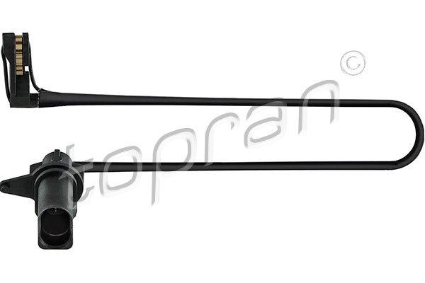 Snímač opotrebenia brzdového oblożenia Hans Pries GmbH & Co. KG