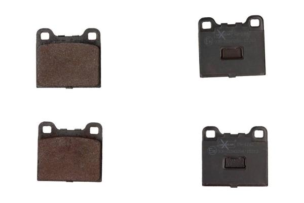 Sada brzdových platničiek kotúčovej brzdy MAXGEAR Sp z o.o. sp.k.
