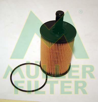 Olejový filter MÜLLER FILTER