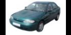 Hyundai ACCENT 4, 5dv. 95-12/99