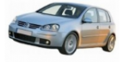 VW GOLF V  8/03-