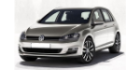VW GOLF VII 2012-