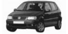 VW POLO 10/99-12/01