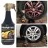 Čistenie pneumatík a diskov