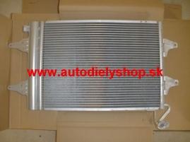 Škoda ROOMSTER 3/06- chladič klímy / pre všetky typy /