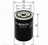 Lada NIVA I 77- olejový filter BOSCH