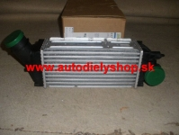 Citroen C4 PICASSO 10/2006- chladič vzduchu / INTERCOLER ...