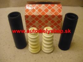 Škoda Fabia 8/04-12/06 zadné dorazy tlmičov sada L+P