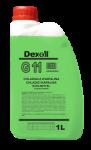 DEXOLL Antifreeze G11 - zelený  1L