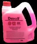 DEXOLL Antifreeze G12  3L
