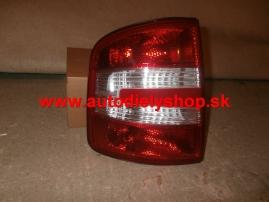 Škoda Fabia 8/04-12/06 zadné svetlo ľavé ,KOMBI /SDN
