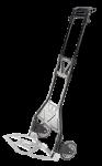 Skladací vozík - rudľa, max. nosnosť 90 kg