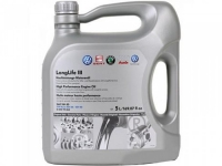 Motorový olej 5w30 LL 5L VW