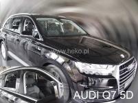 Deflektory AUDI Q7 II, 5dv. od 2015r.--> (+ZN)