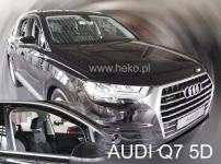 Deflektory AUDI Q7 II, 5dv. od 2015r.-->