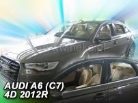 Deflektory AUDI A6 (C7) SEDAN od 2011r.--> (+ZN)