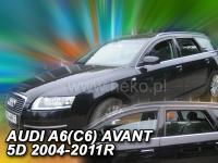Deflektory AUDI A6 (C6) AVANT od 2004r. - 2011r. ...