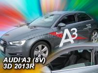 Deflektory AUDI A3 (8V) SPORTBACK 3dv. od 2013r.-->