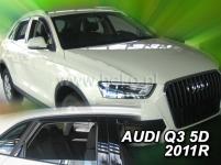 Deflektory AUDI Q3 5dv. od 2011r.--> (+ZN)