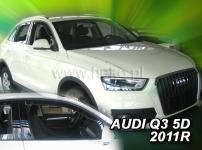 Deflektory AUDI Q3 5dv. od 2011r.-->