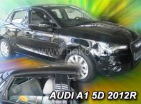Deflektory AUDI A1 5dv. od 2012r.-->(+ZN)