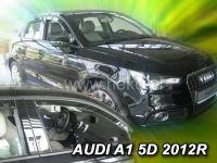Deflektory AUDI A1 5dv. od 2012r.-->