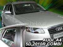 Deflektory AUDI A4 5dv. COMBI od 2009r.--> (+ZN)