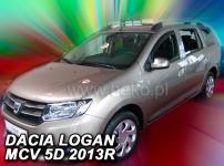 Deflektory DACIA LOGAN MCV II 5D 2013R.->
