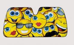 Clona na čelné sklo ALU Smile